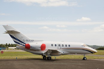 G-MAXP - Private Hawker Beechcraft 800XP