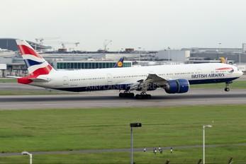 G-STBC - British Airways Boeing 777-300ER