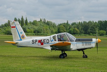 SP-AED - Aeroklub Słupski Zlín Aircraft Z-42M