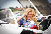 - - - Aviation Glamour - Aviation Glamour - People, Pilot aircraft