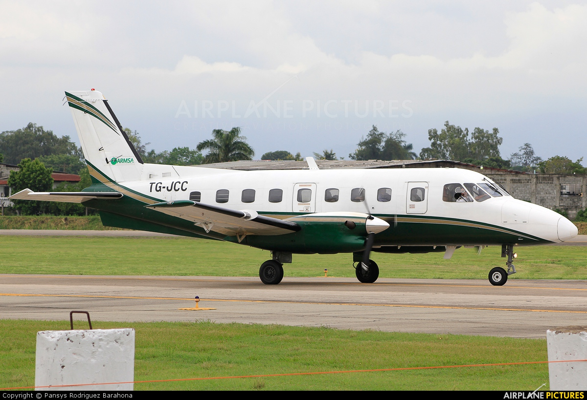 TG-JCC - CM Airlines Embraer E...