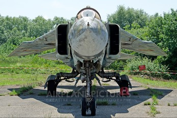 222 - Romania - Air Force Mikoyan-Gurevich MiG-23MF