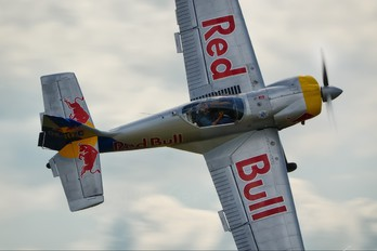 OK-XRC - The Flying Bulls : Aerobatics Team Zlín Aircraft Z-50 L, LX, M series