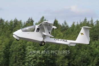 OH-FRA - Private Galicia Aviónica Freedom S100