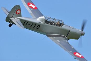 G-PTWO - Private Pilatus P-2