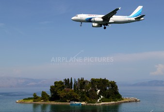 VP-BBN - Yamal Airlines Airbus A320