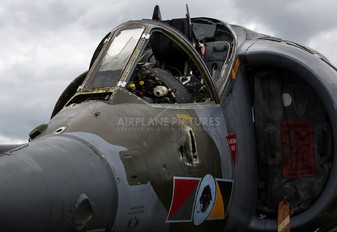 XV810 - Royal Air Force British Aerospace Harrier GR.3
