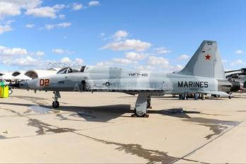 761527 - USA - Marine Corps Northrop F-5N Tiger II
