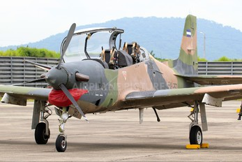 FAH-257 - Honduras - Air Force Embraer EMB-312 Tucano T-27