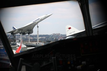 F-BVFB - Air France Aerospatiale-BAC Concorde