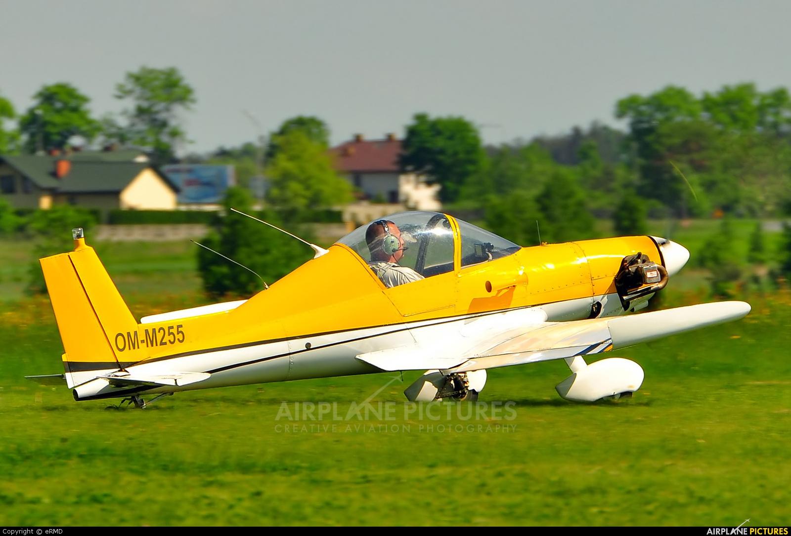Private OM-M255 aircraft at Radom - Piastów