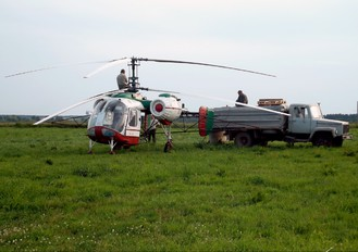 EW-24372 - Belarus - Air Force Kamov Ka-26