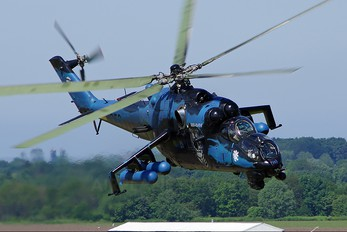 7353 - Czech - Air Force Mil Mi-24V