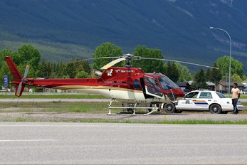 C-FAVX - Private Eurocopter AS355 Ecureuil 2 / Squirrel 2