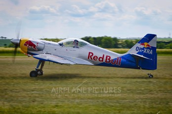 OK-XRA - The Flying Bulls : Aerobatics Team Zlín Aircraft Z-50 L, LX, M series