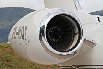 PR-WQY - Private Gulfstream Aerospace G-V, G-V-SP, G500, G550