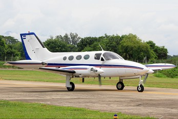 HR-AXW - Private Cessna 414