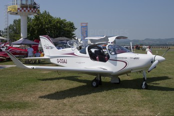 G-CGAJ - Private Alpi Pioneer 400