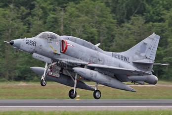 N268WL - BAe Systems Douglas A-4 Skyhawk (all models)