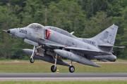 N268WL - BAe Systems Douglas A-4 Skyhawk (all models) aircraft