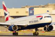 G-BNWM - British Airways Boeing 767-300 aircraft