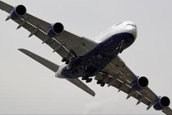 F-WWSK - British Airways Airbus A380