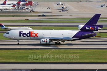 N370FE - FedEx Federal Express McDonnell Douglas MD-10-10F