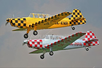OK-KNR - Aeroklub Czech Republic Zlín Aircraft Z-226 (all models)