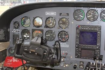HR-AXX - Private Cessna 414