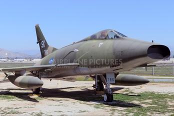 54-1786 - USA - Air Force North American F-100 Super Sabre