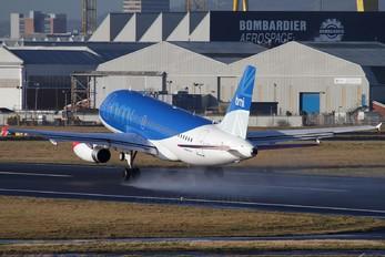 G-DBCE - BMI British Midland Airbus A319