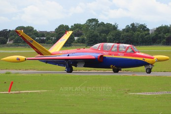 F-GSYD - Groupe Tranchant Fouga CM-170 Magister