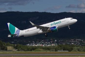 CS-TRM - Orbest Airbus A320