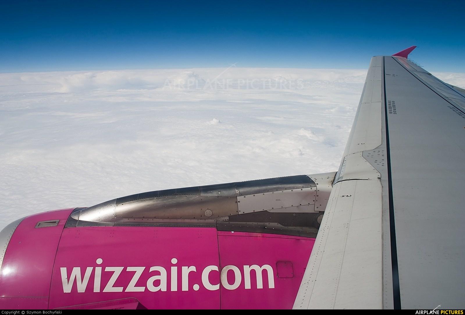 Wizz Air HA-LPN aircraft at In Flight - International