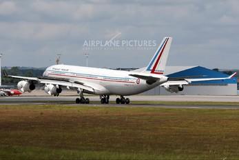 F-RAJB - France - Air Force Airbus A340-200