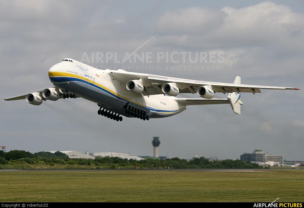 Antonov Airlines /  Design Bureau UR-82060 aircraft at Manchester