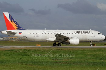 RP-C8614 - Philippines Airlines Airbus A320