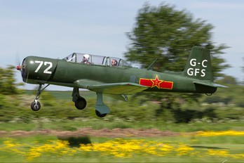 G-CGFS - Private NanChang CJ-6A