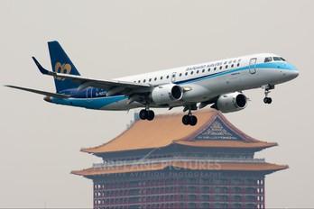 B-16825 - Mandarin Airlines Embraer ERJ-190 (190-100)