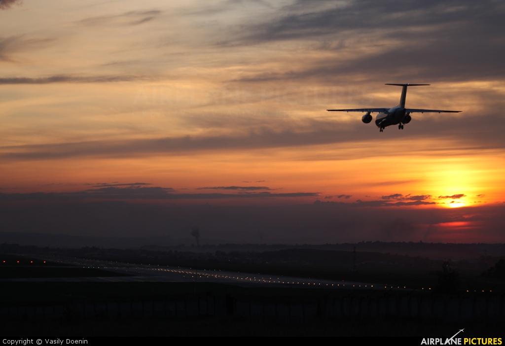 Angara Airlines RA-61713 aircraft at Irkutsk