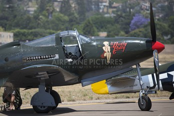 NX163BP - Private Bell P-63 Kingcobra