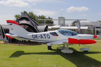 OK-ATO - Private CZAW / Czech Sport Aircraft PS-28 Cruiser