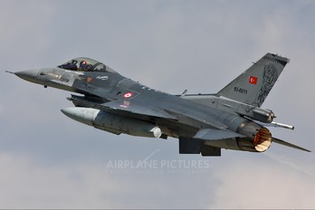 93-0011 - Turkey - Air Force General Dynamics F-16C Fighting Falcon
