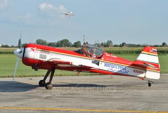N384RA - Aerobaltic Sukhoi Su-26M