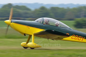 G-CDDY - Private Vans RV-8