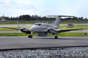 LN-BAA - Bergen Air Transport Beechcraft 200 King Air