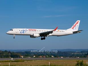 EC-KYO - Air Europa Embraer ERJ-195 (190-200)