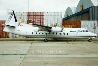 EC-GYL - Sevenair Fokker F27
