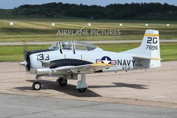 N428B - Private North American T-28C Trojan