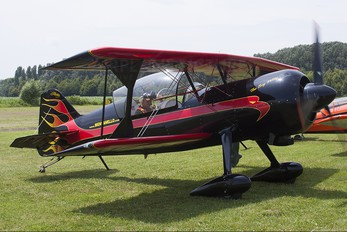 I-WILL - Private Pitts Model 12